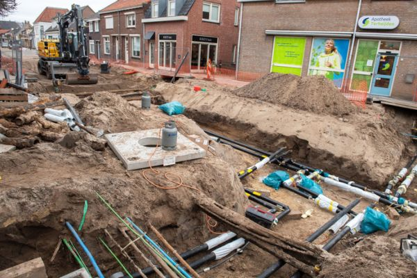 Terheijden is het eerste energieneutrale en aardgasvrije dorp van Nederland