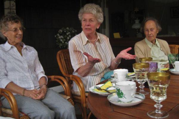 Dorpsraad start Koffietijd voor eenzame ouderen