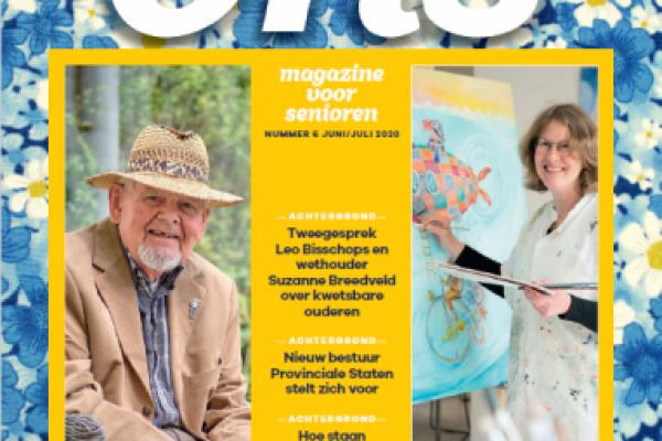 Artikel VKKNB in ONS magazine KBO-Brabant
