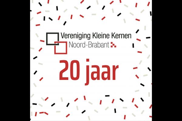 Jubileumeditie Nieuwsbrief 20 jaar VKKNB