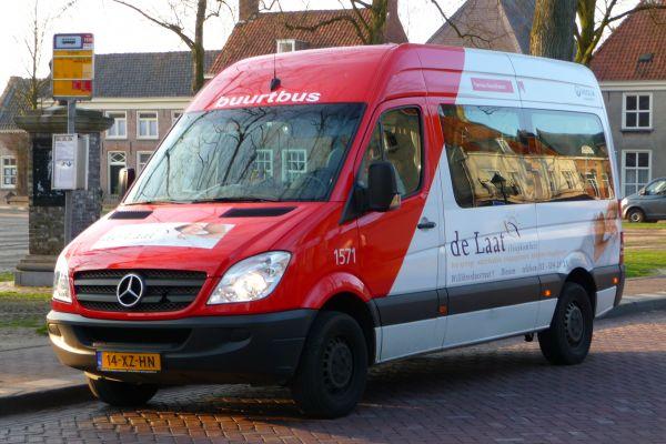 Reiziger positief over terugkomst buurtbus en vangnet
