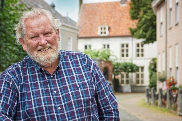 Voorzitter Evert van Schoonhoven in Brabants Dagblad