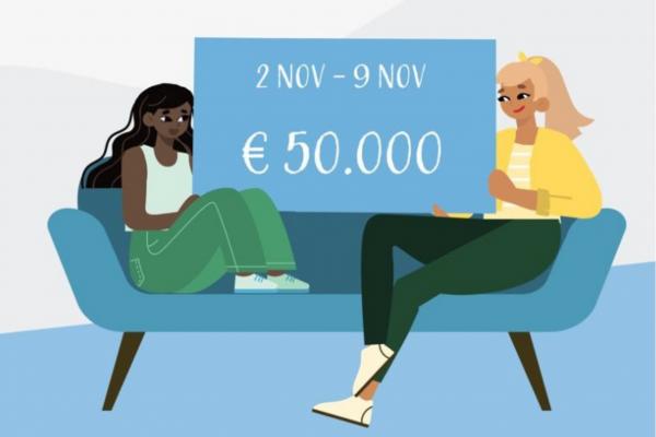 Een impuls van €187.500 voor zorgzame gemeenschappen
